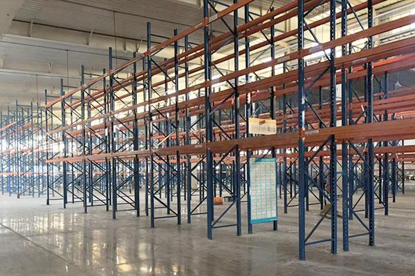 钢结构超市货架