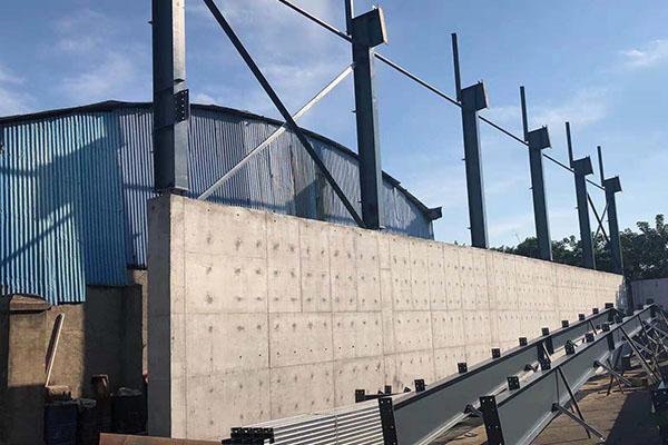 无锡钢结构厂房