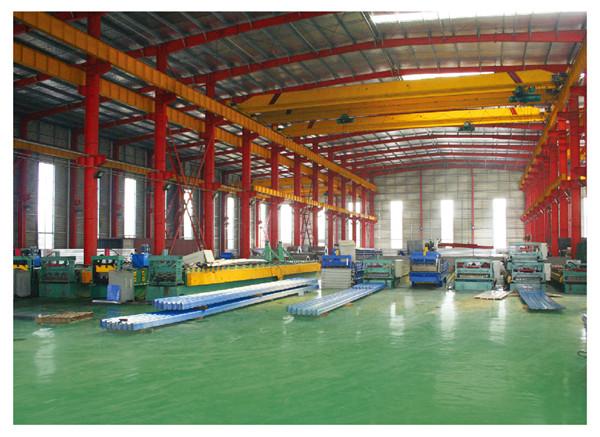 钢制品生产线